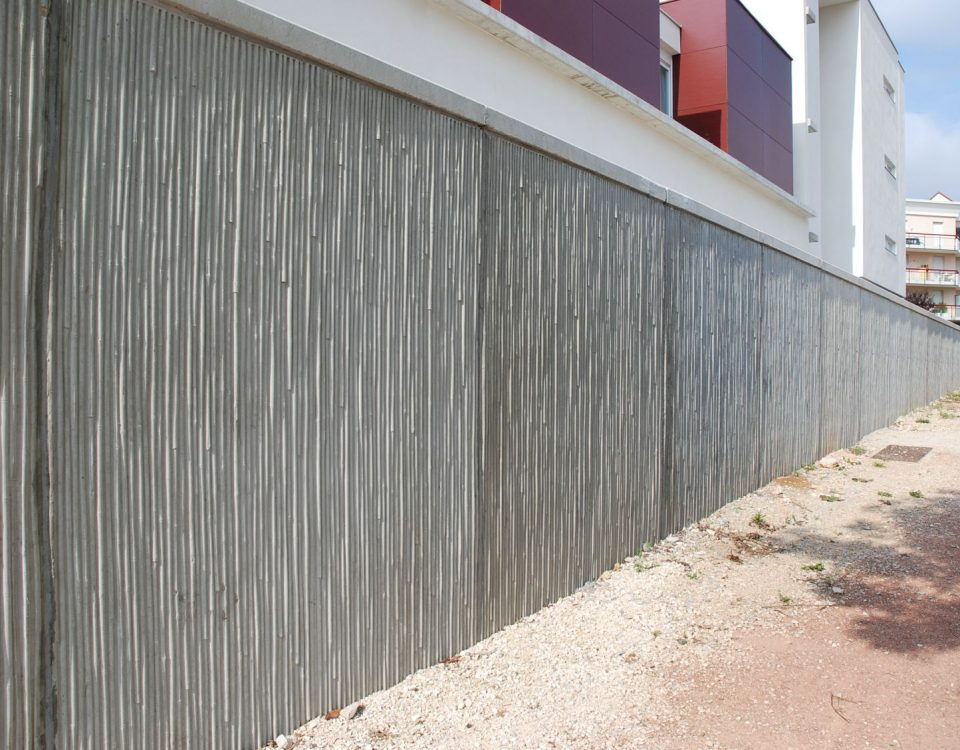mur-soutenement