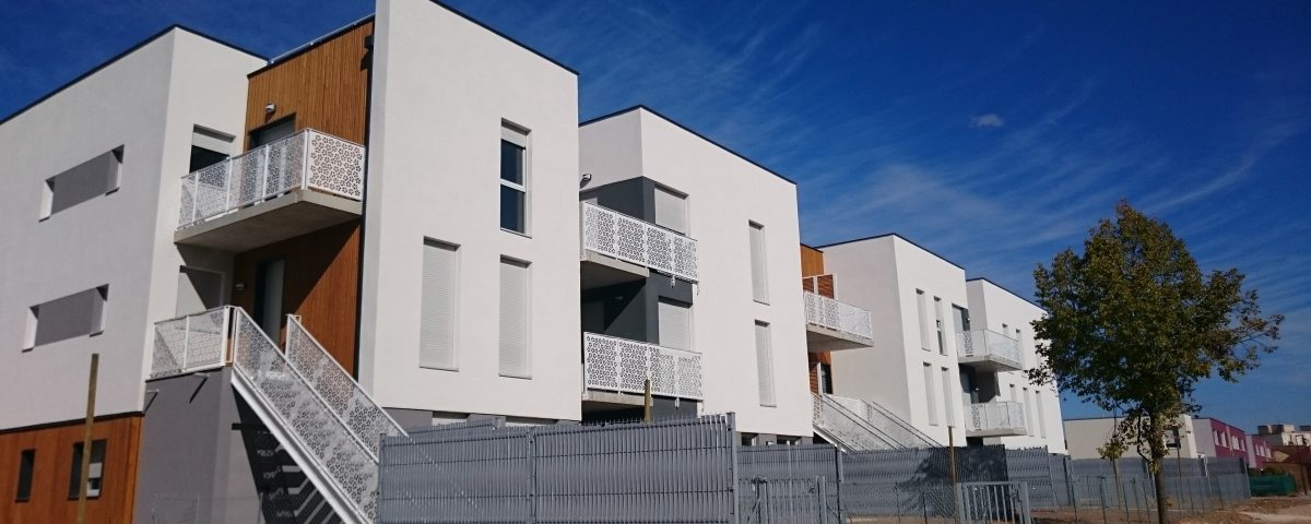 Scic habitat bourgogne 43 logements collectifs beaune for Habitat dijon